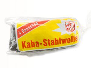 Karl Baumann GmbH Waldprechtsweier Produkte Kaba Schleif Polierstahlwolle Stahlwollebauschen