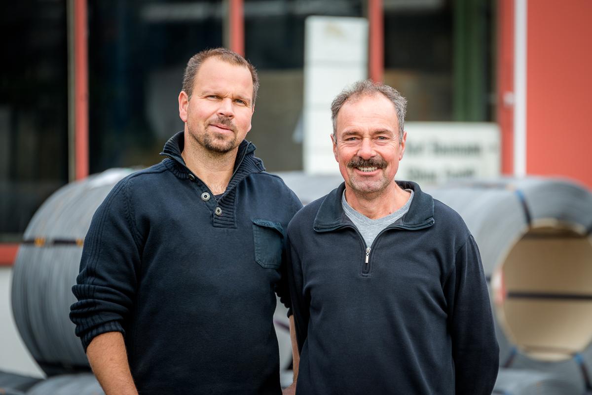 Karl Baumann GmbH Waldprechtsweier | Stahlwolle Reinhard Baumann und Andreas Baumann Geschäftsführer