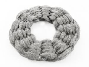 Karl Baumann GmbH Waldprechtsweier Produkte Kaba grinding and polishing steel wool braided wreaths